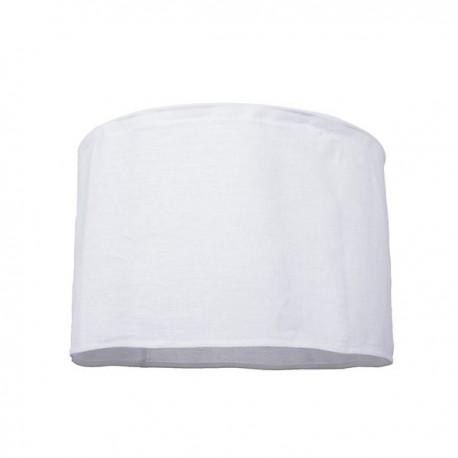 Suspension Propriano  en lin blanc