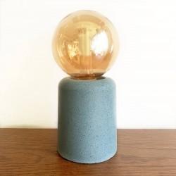 Lampe Vase granite ardoise