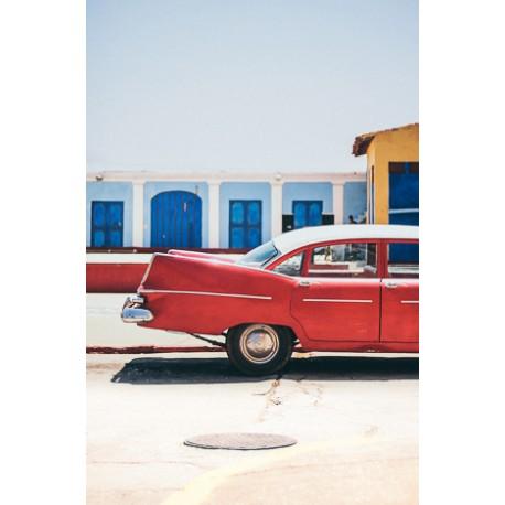 Affiche Cars of cuba n°6 30 x 40 cm