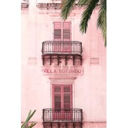 Affiche Villa Rotondo 30 x 40 cm
