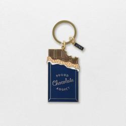 Porte-clés chocolat
