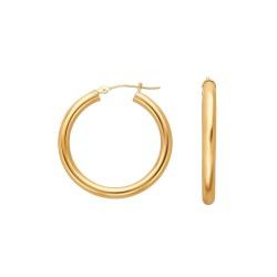Boucles d'oreilles Amalfi gold M
