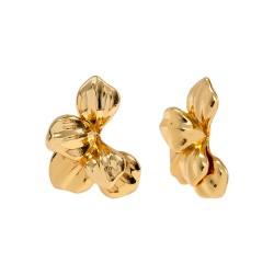 Boucles d'oreilles Giselle gold