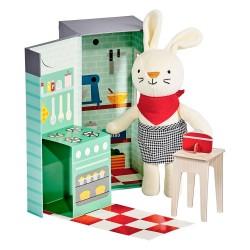 Ensemble de jeu Rubie le lapin
