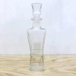 Carafe en verre Liqueur Vintage