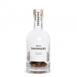 Bouteille Snippers : Rhum
