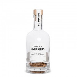 Bouteille Snippers : Whisky