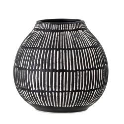 Vase en grès noir Elveda