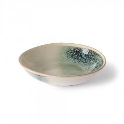 Assiette creuse en céramique Mist