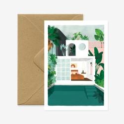 Carte Guest house