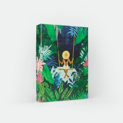 Puzzle balançoire dans la jungle