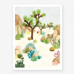 Affiche Joshua Tree