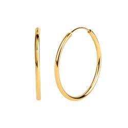 Boucles d'oreilles Medium Parfait gold