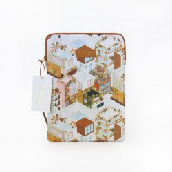 Housse d'ordinateur City Terracotta 13""