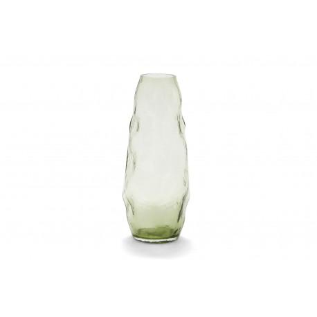 Vase en verre Serenity vert