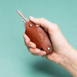 Porte clés Lemur Design Cognac