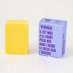 Savon Vendredi : Orange douce & romarin