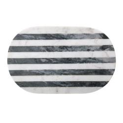 Planche à découper en marbre Rosario