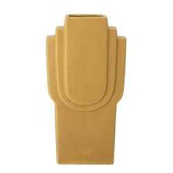 Vase jaune Ata