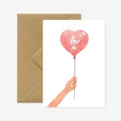 Carte Love U