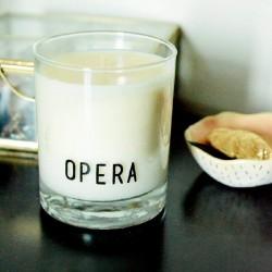 Bougie parfumée Opéra